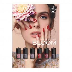 Espositore smalti bloom