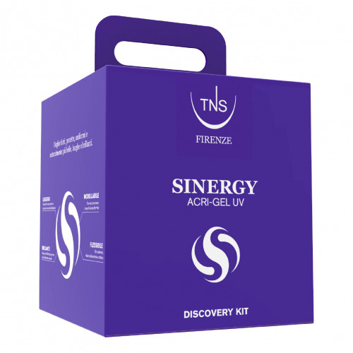 Discovery kit sinergy acri-gels