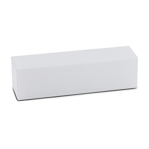 Buffer per unghie a grana fine White Block 5 pz