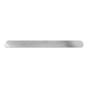 Supporto in acciaio inox per ricambi abrasivi in carta - sterilizzabile anche in autoclave - 1 pezzo