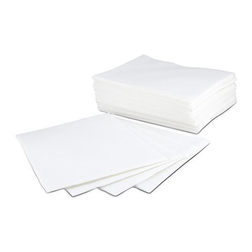 Asciugamano monouso assorbente in carta a secco 40 x 50 cm 50 pz