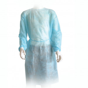 Disposable coverall                           pack of 100 pcs