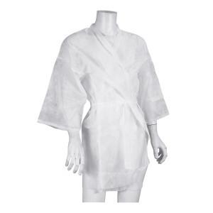 Kimono in TNT con cintura 5 pz