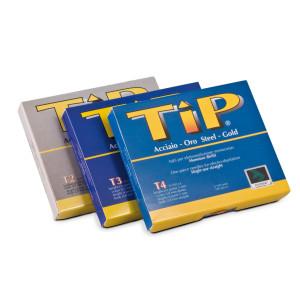 Elettrodi TIP Inox placcati in Oro per Elettroepilazione