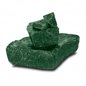 Green warmth-soluble wax 1000 gr
