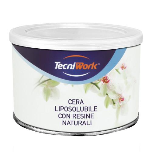 Cera epilatoria con Resine naturali in barattolo 400 ml 1 pz
