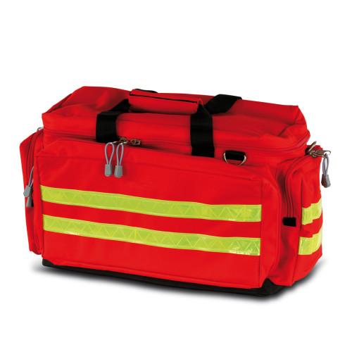 Borsa rossa professionale per il trasporto di strumenti e apparecchiature - misura media