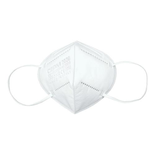 Mascherina FFP2 monouso filtrante a 5 strati 20 pz