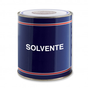 Solvente per la pulizia dei residui di colla 1 litro