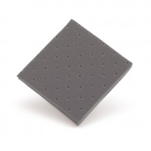 Tecnifoam san. grigio 2,5 mm 100x75