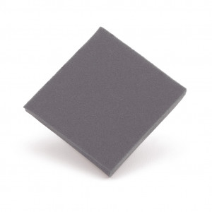 Tecnifoam san. grey 2 mm 100x75