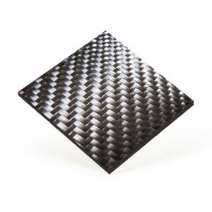 Carbon Fiber 2,1mm 120X50