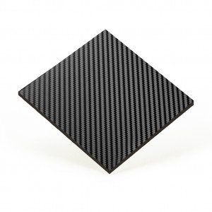 Black fiber 1,6 mm 50 x 120 cm