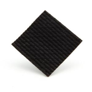 Cambrelle nero 0,60 mm 160x100