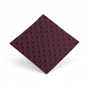 Microex.perf.bordeaux 0,60mm135x100