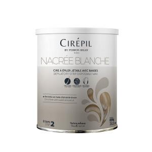 Cirepil Nacree Blanche 800 gr -  Cera con strisce idratante e ammorbidente