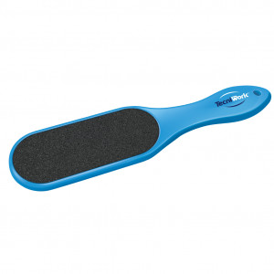 Velvet skin blaue fussfeile 1 stk.
