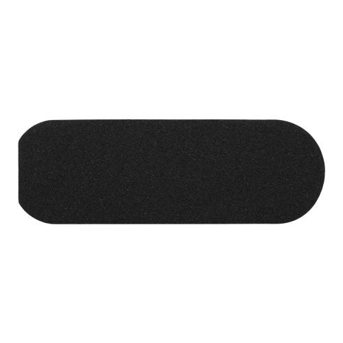 Raspa professionale per piedi Igiene Plus in Acciaio Inox per ricambi abrasivi 1 pz