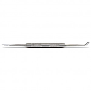 Double ended cuticle pusher