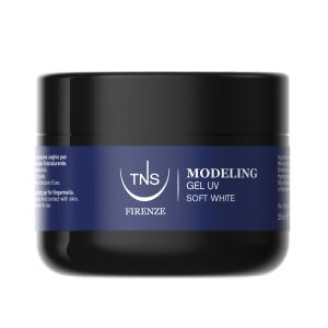 Gel modeling blanc past. tns 25 ml