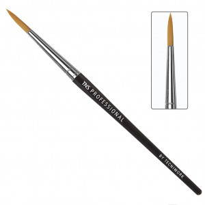 Pointed brush for gel #4