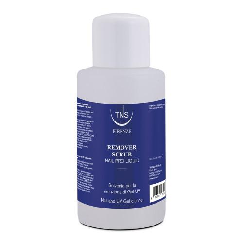 Remover Scrub 500 ml - Solvente per gel soak off