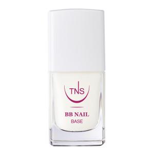Bb nail base per unghie 10ml bianco