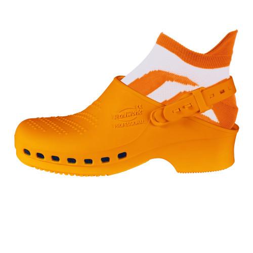 Calzini arancio mis.41-46