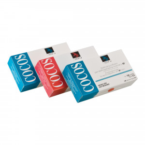 Elettrodi Cocos Inox per Elettroepilazione