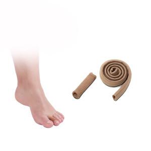 Protezione per dita dei piedi in tessuto con cuscinetto centrale in Tecniwork Polymer Gel
