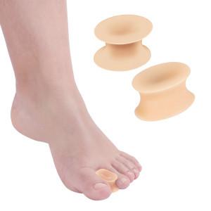 Divaricatore per dita dei piedi in Tecniwork Polymer Gel color pelle