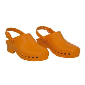 Clogs orange