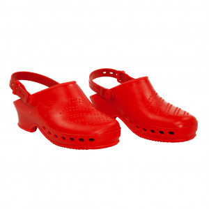 Rote clogs