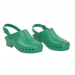 Zoccoli verde