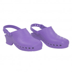 Sabots violets