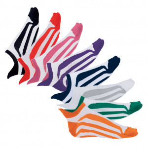 Coloured socks size l