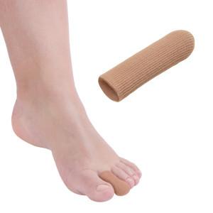 Cappuccio protettivo per dita dei piedi in tessuto e in Tecniwork Polymer Gel